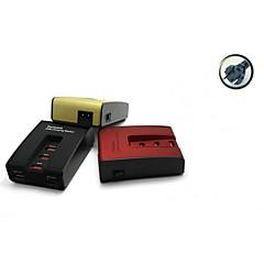 usb station de charge portable byl-3005 5-port pour iPhone / iPad et d'autres (prise UE)