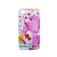 Care Bears Plastic with Hard Case for iPhone 4/4S
