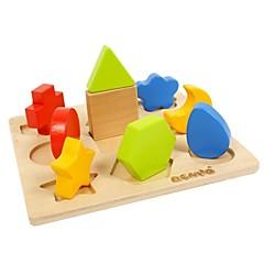 benho Brich tre kryssfiner form sorter bord-ⅰ tre leketøy