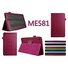 "Asus MeMO Pad 8(ME581C) Tablet Case Cases With Stand/Full Body Cases 8"" for Asus Solid Colors(All sorts of color)"