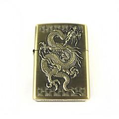 créative huile de motif de dragon fraîche légère