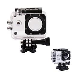 pannovo professionellen sj4000 30m wasserdichtes Kameragehäuse Fall für sj4000 / sj4000 wifi Serie Kamera