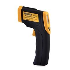 thermomètre infrarouge dt8380 portable (noir)