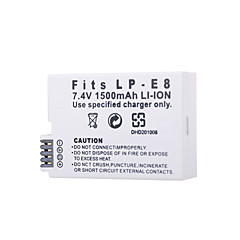 LP-E8 baterie pro Canon EOS 600D 550D