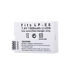 LP-E8 סוללה עבור Canon EOS 600D 550D