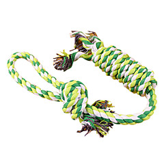 개 장난감 씹는 장난감 Rope / 뼈 사이잘