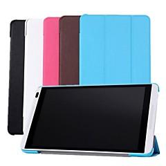 """læder stå tablet tilfælde dække til Huawei MediaPad m1 8 """"s8-301u / w s8-303l tablet"""