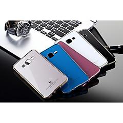 Varten Samsung Galaxy kotelo Pinnoitus Etui Takakuori Etui Yksivärinen Akryyli Samsung A3
