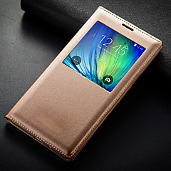 BIG D Full Body PU Leather Case for Samsung Galaxy S6 G9200(Assorted Colors)