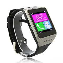GV08 Wearables Smart Watch , Bluetooth3.0 / Hands-Free Calls/Media Control/Message Control/Activity Tracker