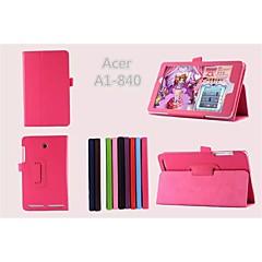 """acer Iconia Tab 8 a1-840 caso casos tableta con casos stand / cuerpo completo 8 """"para ASUS colores sólidos (color clasificado)"""