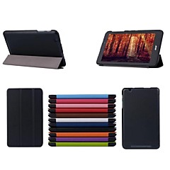 8 Inch Triple Folding Pattern High Quality PU Leathe Case for Acer Iconia Tab 8 B1-810 (Assorted Colors)
