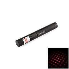 Alliage aluminium - Stylo - Pointeur laser rouge