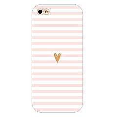 Heart Pattern Hard Back Case for iphone 5/5s