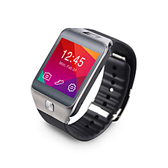 "NO.1 G2 1.54"" MT2502A Bluetooth 4.0 Smart Watch(Sapphire Glass, Pedometer, Heart Rate, Waterproof, Anti-lost)"