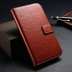 Luxury Leather Wallet Full Body Cases  for samsung Galaxy S4 i9500 (Assorted Color)
