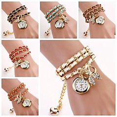 Women's Bow Bracelet Quartz Watches(Assorted Colors) C&D-131