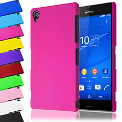 BIG D Matte Back Case for Sony Xperia Z3(Assorted Color)
