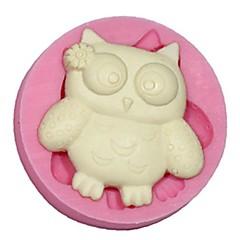 3D Animal Silicone Fondant Mold Cake Decoration