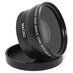 0.45x 55mm Super Wide Angle Lens Professional HD For all Cameras and Camcorders
