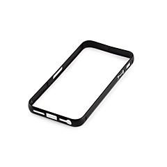 Kompatibilitás iPhone 8 iPhone 8 Plus iPhone 5 tok tokok Ütésálló Védőkeret Case Tömör szín Kemény Alumínium mert iPhone 8 Plus iPhone 8