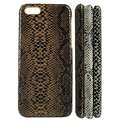 Python skin Design Pattern Hard Case for iPhone 5/5S(Assorted Color)