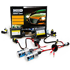 12V 55W H7 Hid Conversion Kit Xenon 15000K
