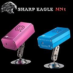 aigle forte / mini projecteur laser vert rouge zq-mn3 (projecteur 230v.1xlaser)