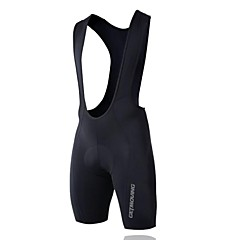 Getmoving®Sleeveless Professional Cycling Bib Shorts with Soft 3D Pad