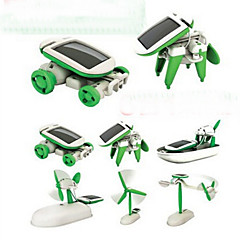 6 1 DIY Solar Creative Toy Toy