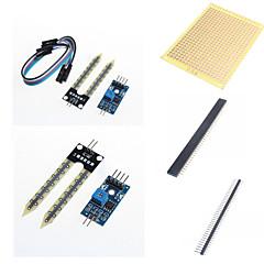 modulo di rilevazione igrometro suolo e accessori per arduino