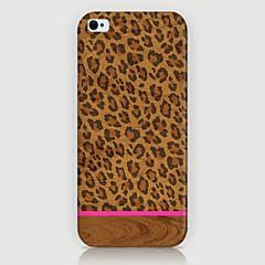 il caso del modello retro della stampa del leopardo per iPhone5 / 5s