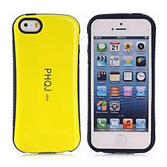 IPhone 5 Case, Slim Protective iPhone 5 5S Case Cover for Apple iPhone 5/5S  (Assorted Colors)
