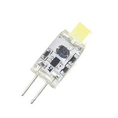2W G4 LED-kolbepærer T 2 SMD 3014 280-360 lm Varm hvid Kold hvid Dekorativ Jævnstrøm 12 Vekselstrøm 12 V 1 stk.