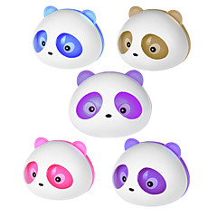 panda typen stil mote parfyme blestform pryd / luftrenser (par) (assorterte farger)