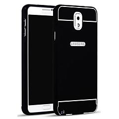 Varten Samsung Galaxy Note Other Etui Takakuori Etui Yksivärinen Akryyli Samsung Note 3