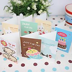 Cartes postales - Mignon - en Papier