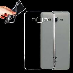 Ultrathin Transparent Soft TPU Case for Samsung Galaxy Grand Prime G530