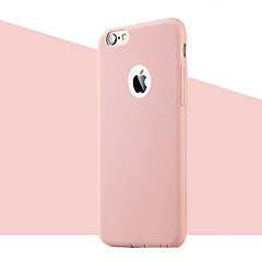 Candy-Colored Thin TPU Material Mobile Shell for iPhone 6 (Assorted Colors)