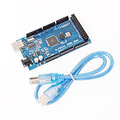 version améliorée Mega2560 carte de développement pour compatible Arduino
