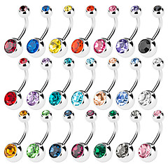 Body Jewelry/Navel Rings/Belly Piercing Crystal Others Unique Design Fashion 1pc