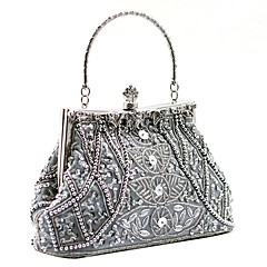 Belsen Women Vintage Wedding Beaded Sequin Evening Bag