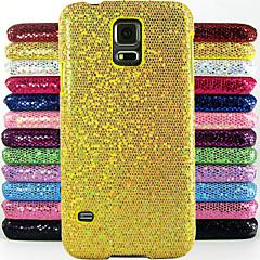 projeto pó brilho padrão tampa capa dura proteção difícil para Samsung Galaxy S5 mini (cores sortidas)
