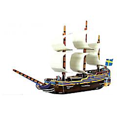 udformet piratskib at gøre boligmontering
