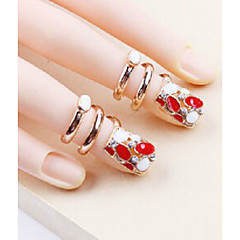 Alloy Ring Midi Rings Party/Sports 1pc
