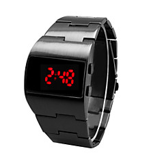 Men's Watches Fashion Automatic Self Wind LED Feature