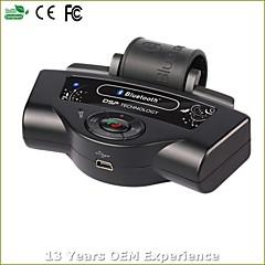 korkealaatuinen Bluetooth handsfree-autosarja, bluetooth2.0 / autolaturi / kanssa 300mAh Li-ion akku