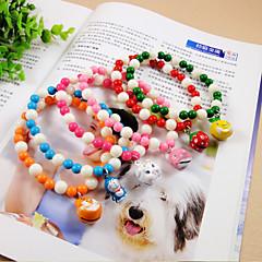 Collares para Perros / Gatos Primavera/Otoño S Material Mixto / Cuero