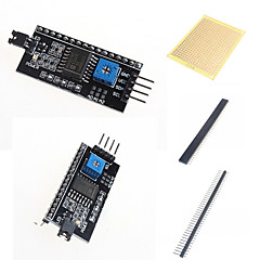 iic / i2c / interface-adapter board LCD1602 en accessoires
