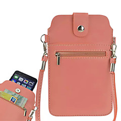 Large Small Hijab Mobile Messenger Bag for Samsung Galaxy Note 3 Note 4 S6 S6edge  S3Mini S4 S5 A5 A3 (Assorted Colors)